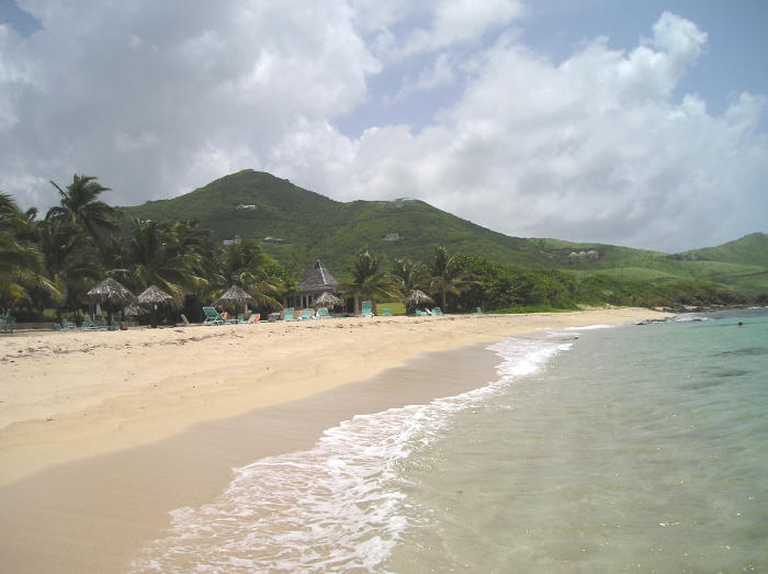 Gentle Winds Beach, St. Croix
