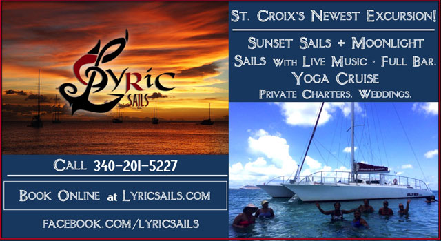 Lyric Sails on St. Croix