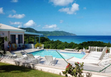 Villa Dawn on St. Croix.