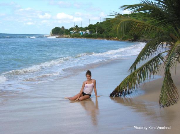 St Croix Beach Massage