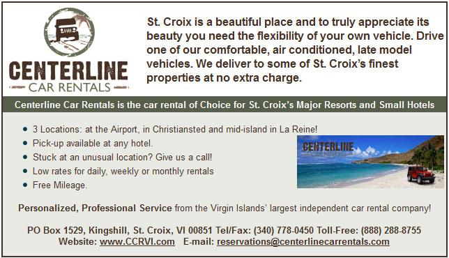 St Croix Car Rentals U S Virgin Islands Auto Rental