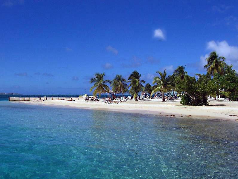 Protestant Cay Beach St Croix Usvi